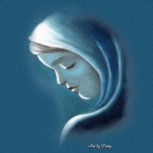 Oração Saudação à Mãe de Deus