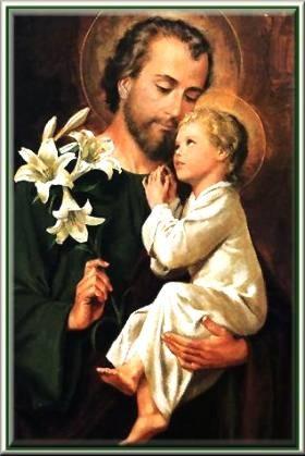 Oração a São José...