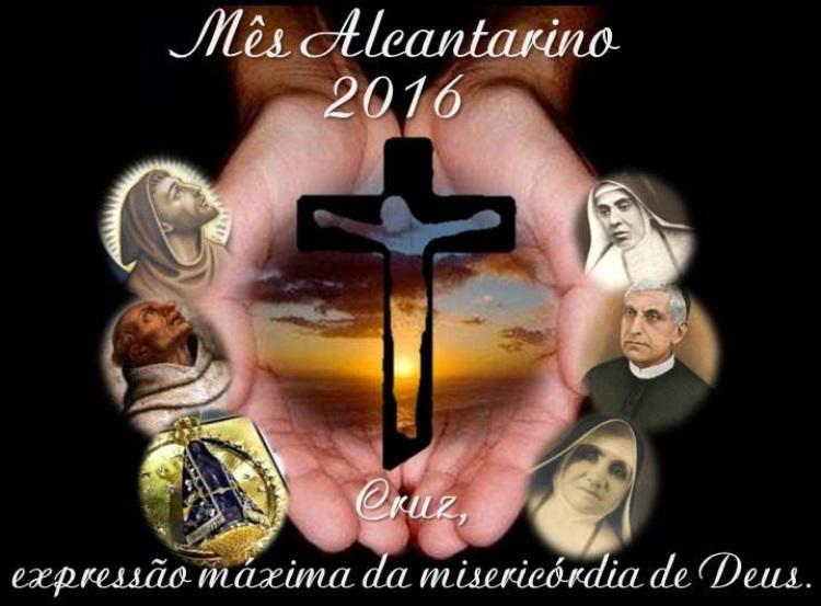 MES ALCANTARINO 2016 - frase