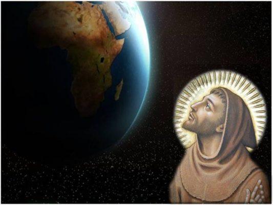 Francisco e o mundo