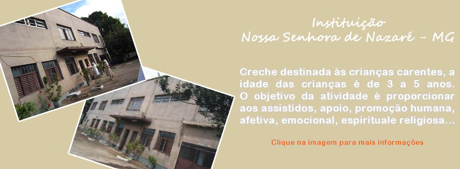 Instituição Nossa Senhora de Nazaré - MG