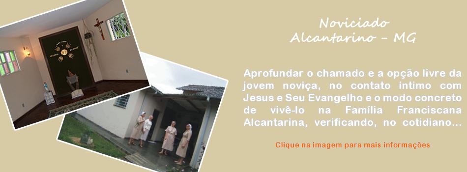 Noviciado Alcantarino - MG